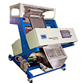 1-chute color sorting machine